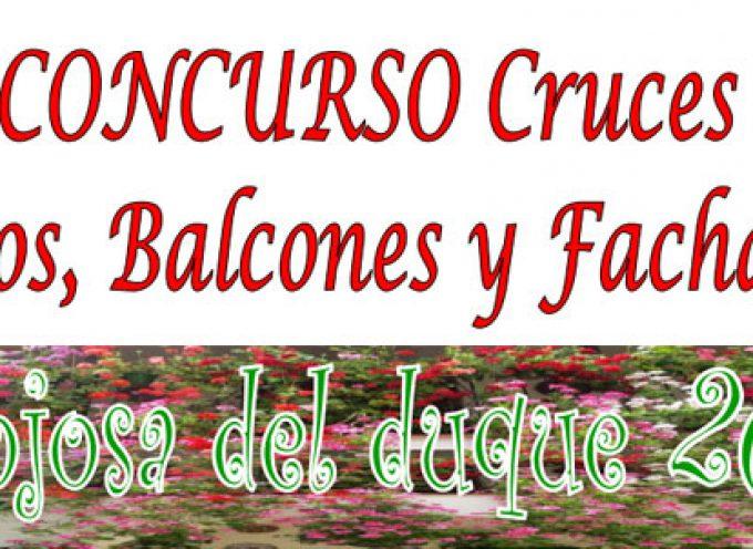 Concurso de Cruces, Patios, Balcones y Fachadas en Hinojosa del Duque
