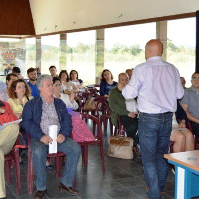 En la reunión del CIET Los Pedroches se concluye que hay falta de sentido comarcal