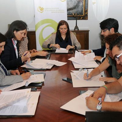 La Agencia Provincial de la Energía realizará proyectos de sostenibilidad en Cardeña y El Guijo