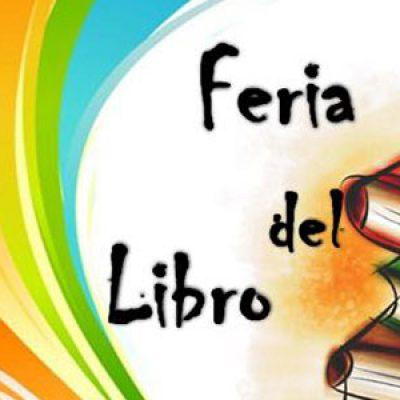 Mikel Murillo y Félix Ángel Moreno en la XIII Feria del Libro de El Viso