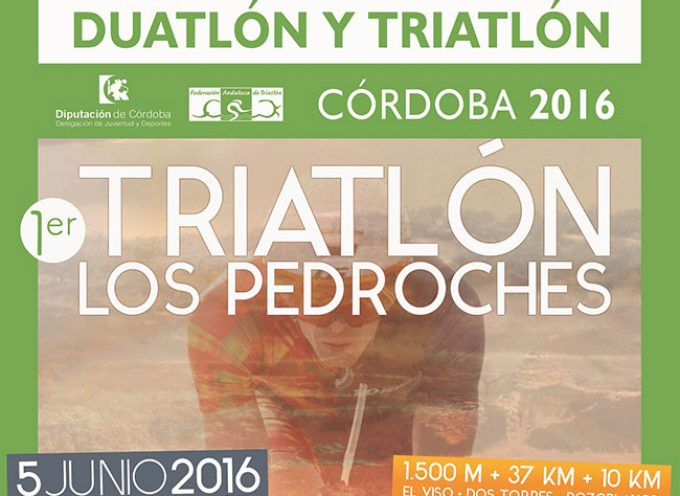 Llega el I Triatlón de Los Pedroches