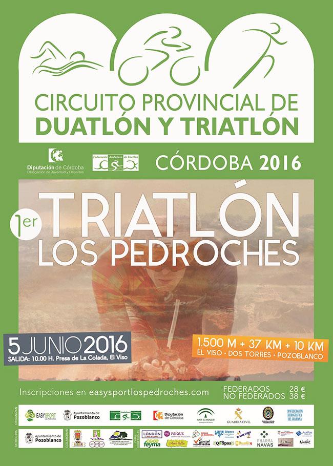 I Triatlón Los Pedroches
