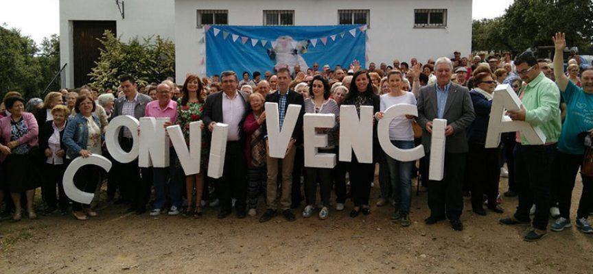 Unos 350 mayores de Los Pedroches participarán en una jornada de encuentro en Villanueva de Córdoba