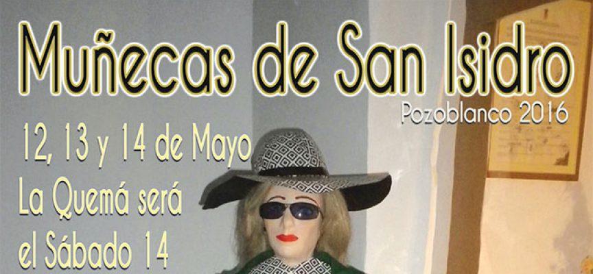 Últimos días para participar en las tradicionales Muñecas de San Isidro de Pozoblanco