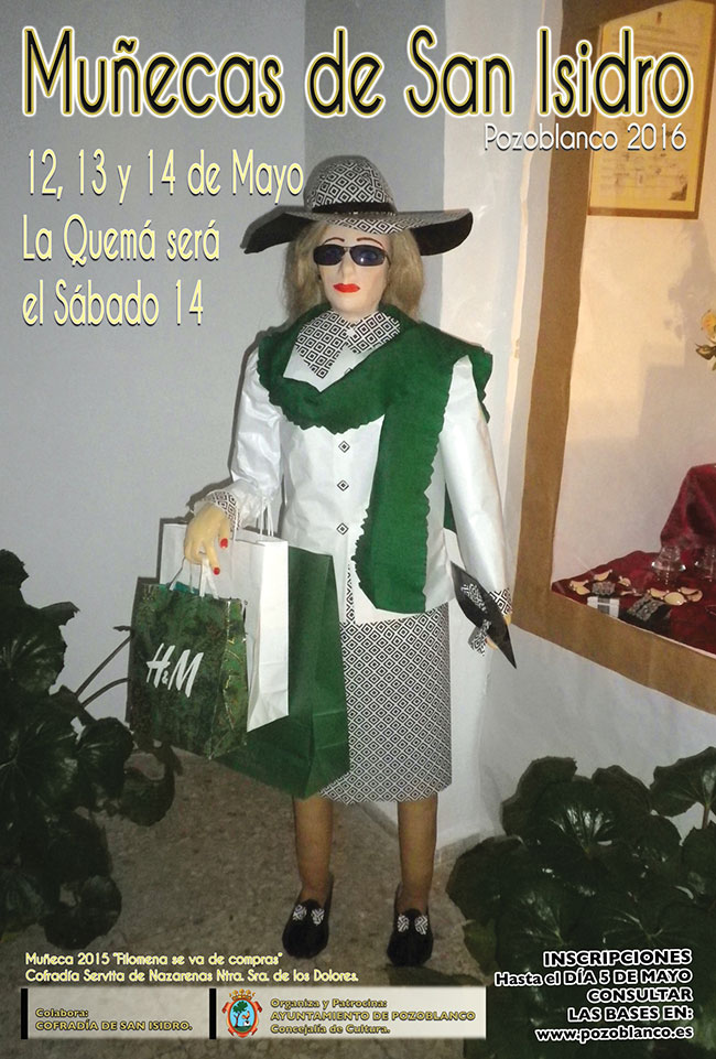 Muñecas de San Isidro de Pozoblanco