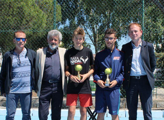 Quinta corona provincial para el tenista pozoalbense Blas Ruiz