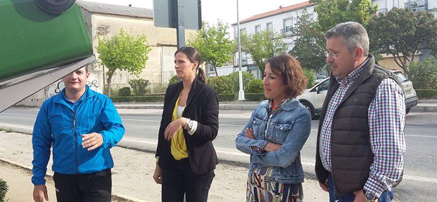 Se pone en marcha en Pozoblanco la campaña de reciclaje de vidrio en el sector hostelero