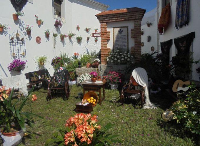 En Villanueva de Córdoba el segundo premio del II Concurso de Patios y Rincones Típicos de la provincia de Córdoba