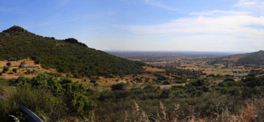 La Sierra de Santa Eufemia como 'Paisaje del Mes'