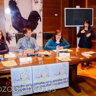 Unas  Jornadas por la Discapacidad en Pozoblanco