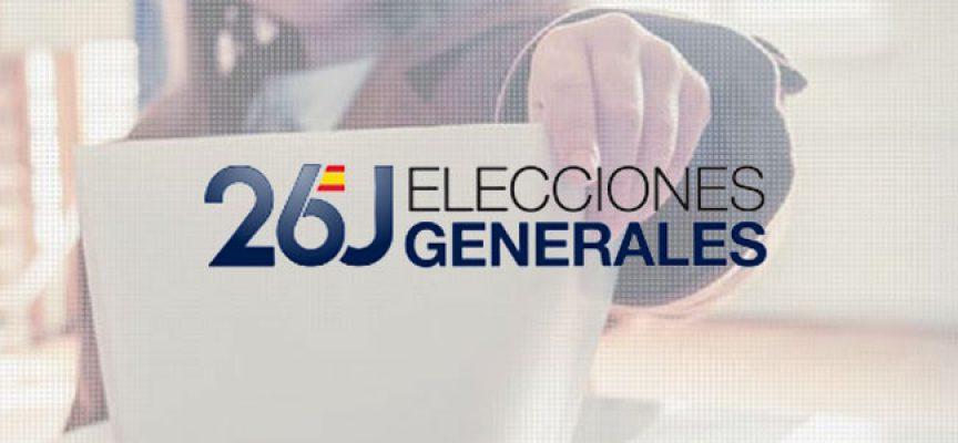 Elecciones Generales 2016 en Los Pedroches