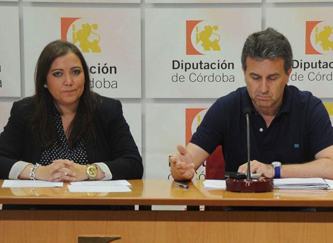 Diputación de Córdoba aprueba actuaciones en carreteras por importe de 7 millones de euros