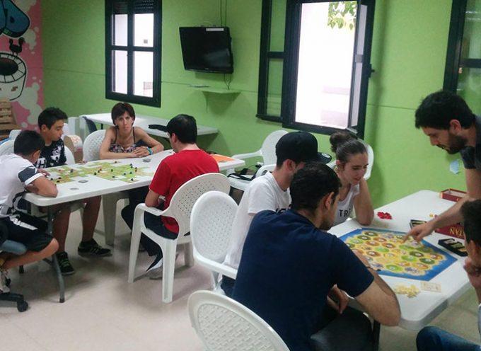 Nueva cita con los juegos de mesa en la Casa de la Juventud de Pozoblanco