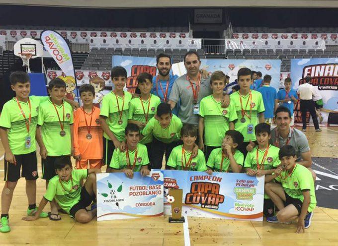 El FB Pozoblanco se proclama campeón de la 4ª Copa COVAP