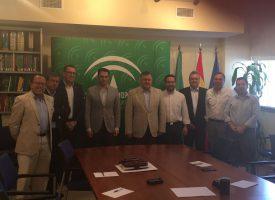 La Junta destaca el papel de los Grupos de Desarrollo Rural en la creación de riqueza y empleo en los territorios