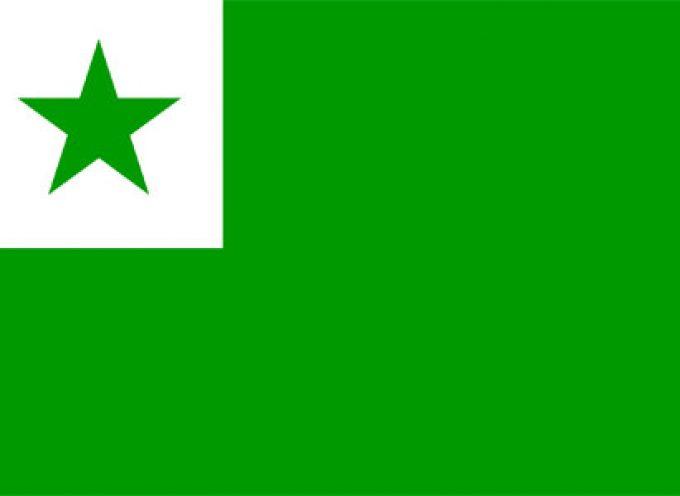 'Europa necesita el esperanto', por Juan Ferrero