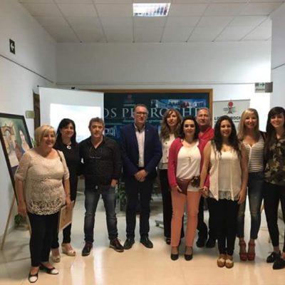 Una exposición de pintura en homenaje a la 'Mujer de Los Pedroches'