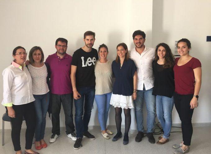 El Área Sanitaria Norte de Córdoba despide a los residentes de Medicina de Familia y Comunitaria