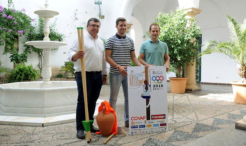 Olimpiadas Rurales Añora