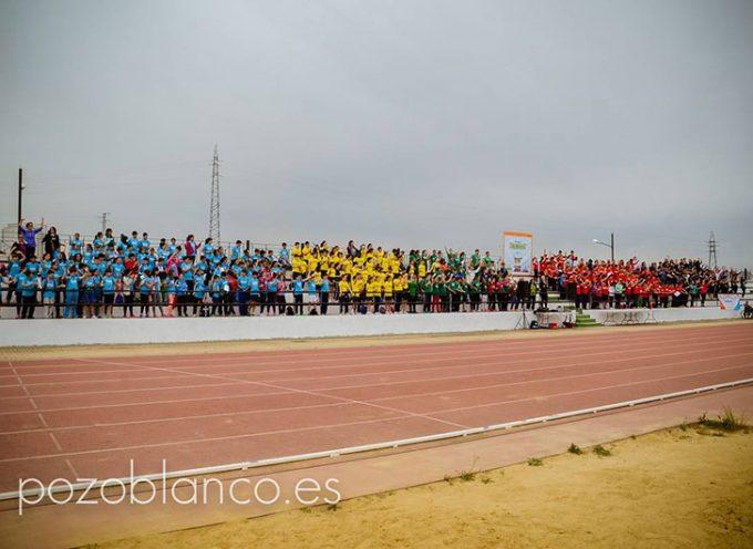 Más de 1200 niños recorrerán Pozoblanco con el pasacalles Remuévete