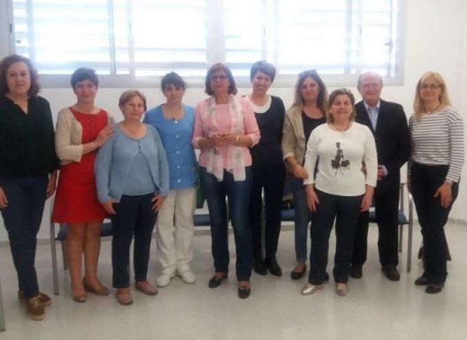 El Área Sanitaria Norte de Córdoba forma a 50 cuidadoras en Pozoblanco
