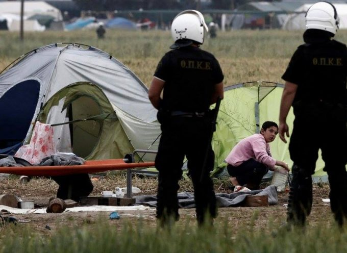 Comunicado de Emiliano Pozuelo sobre el viaje que realizará al campo de refugiados sirios en Filippiada