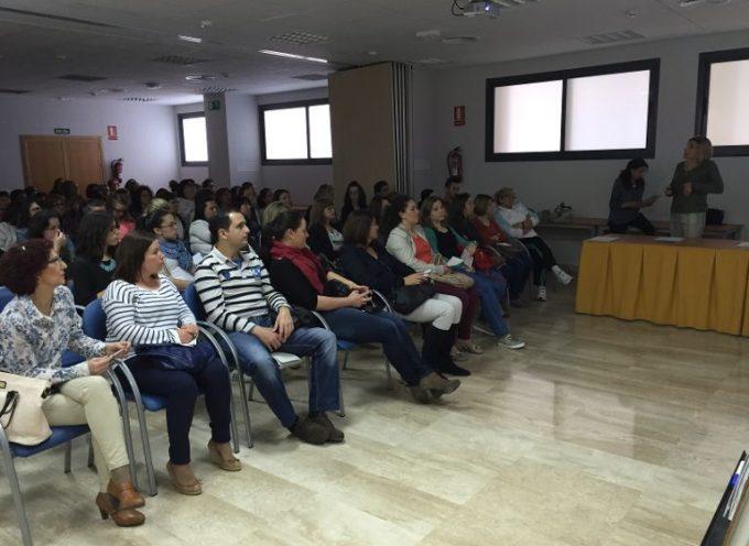 Cuidados Paliativos del Área Sanitaria Norte de Córdoba forman a profesionales de residencias de mayores