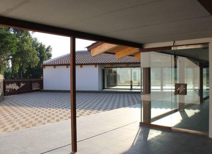 Se regulariza el uso del Centro de Recepción y Atención al Visitante El Soto de El Guijo