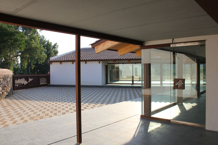 Centro de Recepción y Atención al Visitante El Soto de El Guijo
