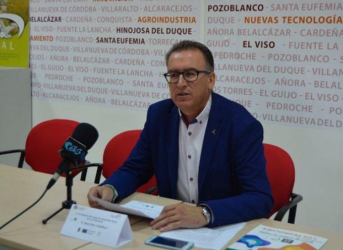 El Grupo de Desarrollo Rural recibe 125.000 euros para la elaboración de la Estrategia de Desarrollo Local