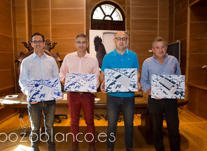 El Ayuntamiento de Pozoblanco le pregunta al ciudadano cómo prefiere el nuevo mercado de abastos