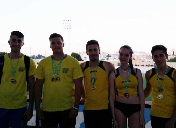 No paran los éxitos del Club Atletismo Pozoblanco Ginés