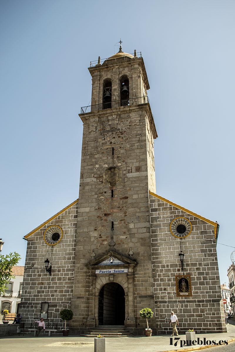 Visita a Villanueva de Córdoba