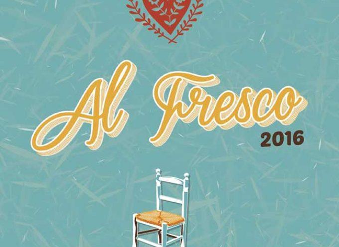 'Al Fresco', la programación cultural de verano 2016 en Pozoblanco