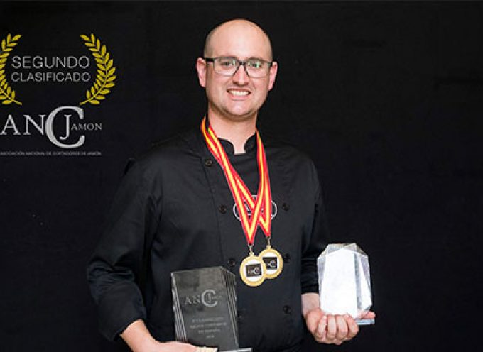 Un jarote queda subcampeón en el Campeonato de España de cortadores de jamón