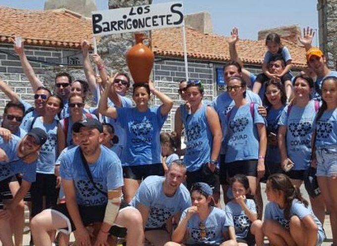 'Los Barrigoncetes' hablan de su paso por las Olimpiadas Rurales de Los Pedroches