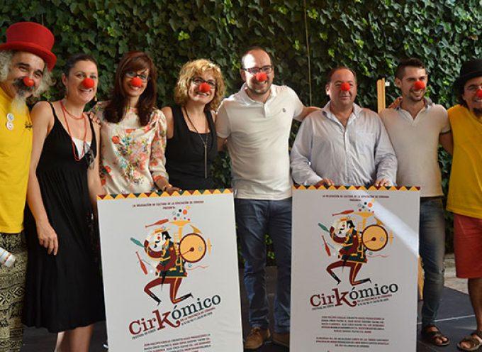 'Cirkómico', el I Festival de Circo de la Provincia de Córdoba, en Los Pedroches