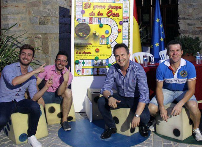 Dos Torres prepara la tercera edición de 'El Gran Juego de la Oca'