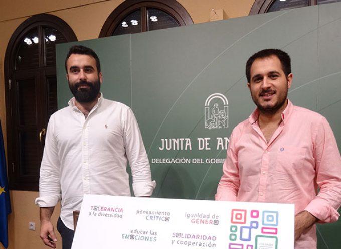 El Instituto Andaluz de la Juventud impartirá talleres orientados a la formación en valores