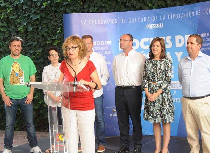 La Delegación de Cultura de la Diputación lleva 'Noches de música y cine' a Pozoblanco