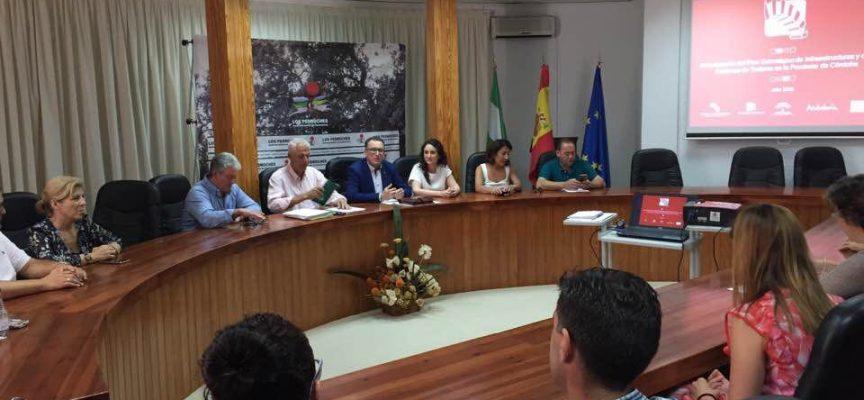 El Patronato de Turismo recaba información en Los Pedroches para el Plan de Infraestructuras y Actuaciones Turísticas