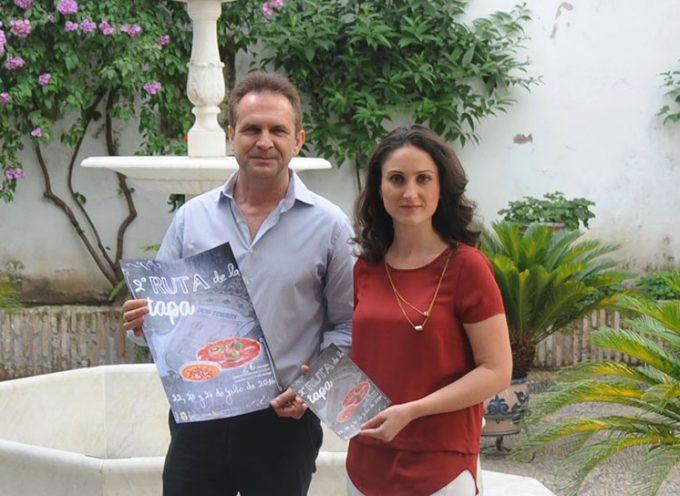 Dos Torres presenta en Diputación la segunda Ruta de la Tapa