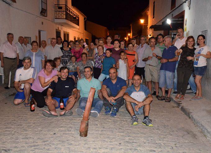 La recuperación de una fiesta que fomenta la convivencia, en Villaralto