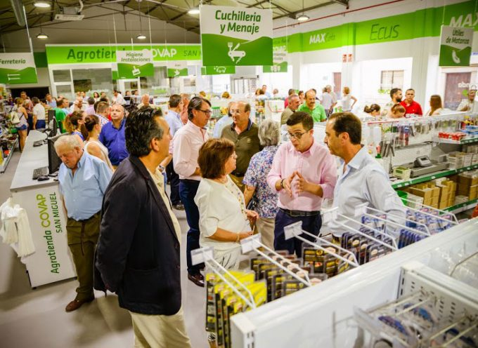 Nueva Agrotienda Covap en Villanueva de Córdoba