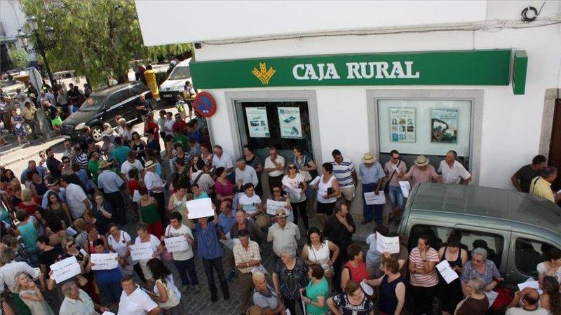 No al cierre de Caja Rural