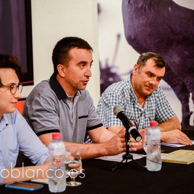 Presentado en Pozoblanco el libro de Juan Ocaña Torrejón, las repercusiones
