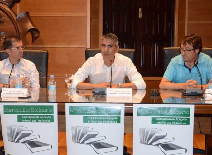 Un Mercadillo Solidario y otras actividades de la Asociación de Acogida Infantil Los Pedroches