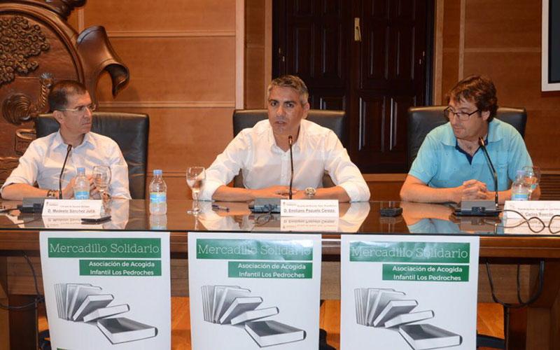 Mercadillo Solidario y actividades de la Asociación de Acogida Infantil Los Pedroches