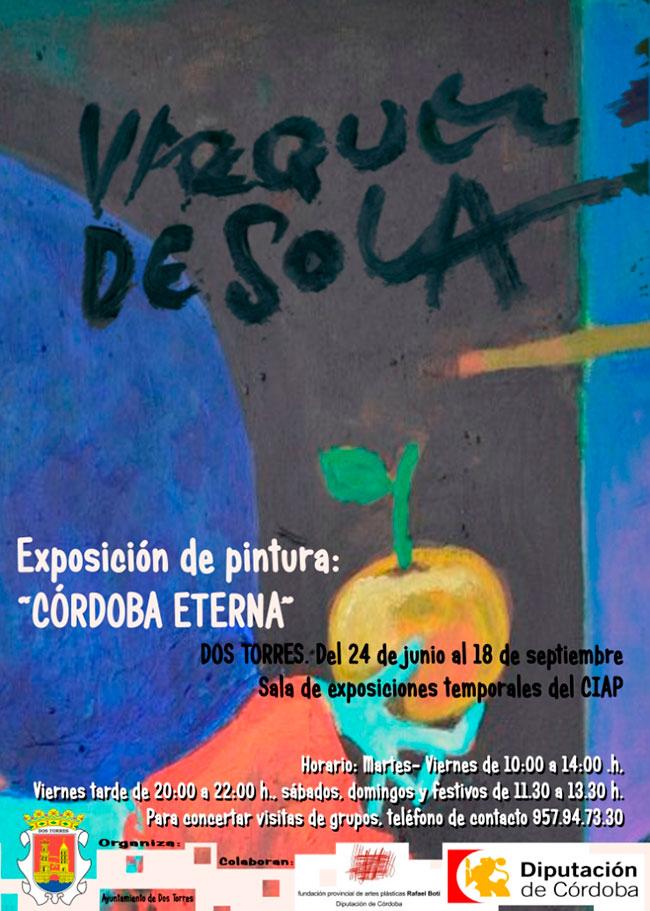 EXPOSICION VAZQUEZ DE SOLA 2016