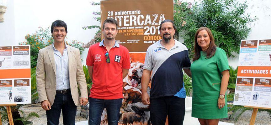 La XX edición de Intercaza 2016 con actividades en Hinojosa del Duque y Cardeña